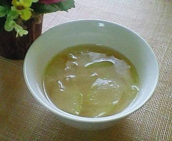 北京ダックのスープ♪