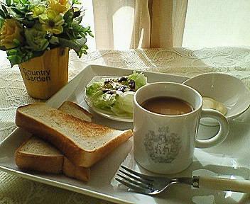 お家Morning<br />  ♪