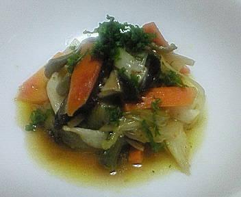 野菜のマリネ風〜☆