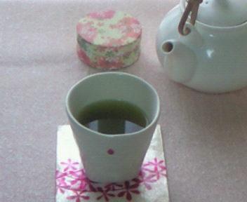 美味しい日本のお茶・・・