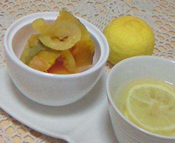☆南瓜の柚香炊き☆