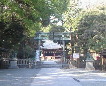 平塚八幡宮に行ってきました♪