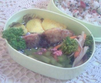 春の惣菜弁当☆
