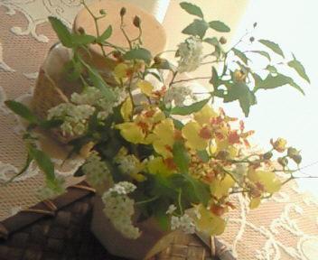 花のある暮らし〜テーブル花〜