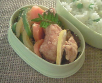 中華のお弁当・4
