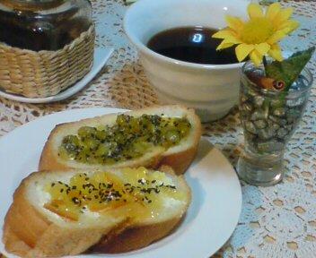 朝ごパン♪