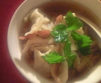 水餃子〜清湯餃子〜
