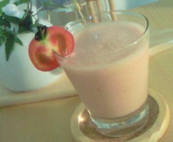 トマトと豆乳のジュース☆☆