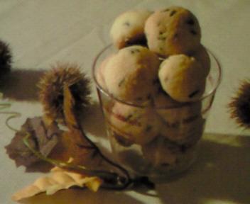 ラベンダーのクッキー