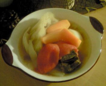 ボルシチ風スープ☆