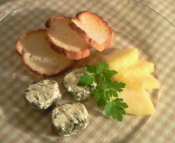 ハーブチーズのタパス☆
