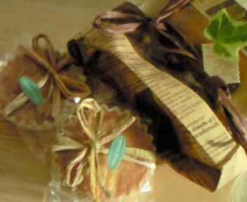 手作りお菓子と茶話時間♪♪