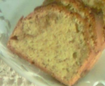 紅茶のマーブルケーキ