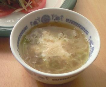 薬膳料理〜スープ、サラダ☆☆
