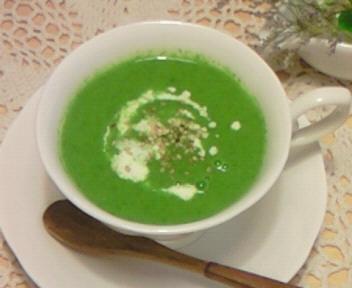 小松菜のスープ〜自分を見つめる