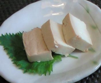 豆腐の味噌漬け〜足るを知ること。