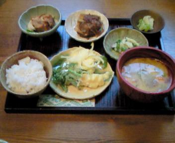 ランチ〜鎌倉野菜膳☆
